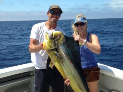 Dorado Fishing San Diego
