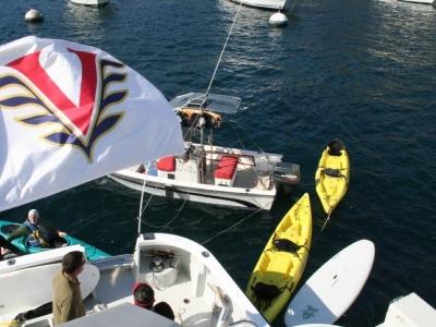 Catalina boat rentals