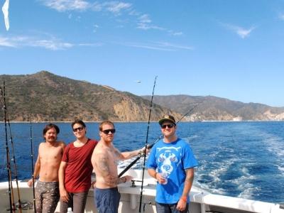 Catalina Fishing
